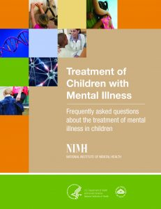 Guide of NIMH - children treatments