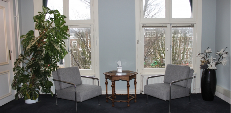 Den Haag therapy location
